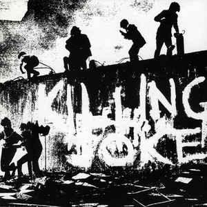 Killing Joke - Killing Joke - Album Cover