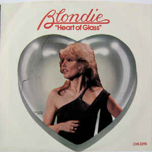 Blondie - Heart Of Glass - Album Cover