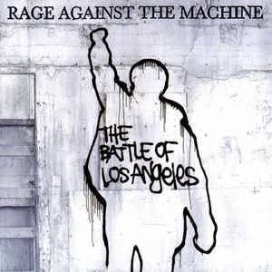 Rage Against The Machine - The Battle Of Los Angeles - Album Cover