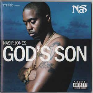 Nas - God's Son - Album Cover
