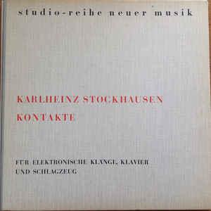 Kontakte - Album Cover - VinylWorld