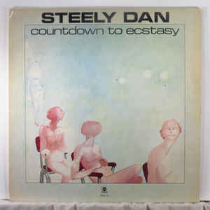 Steely Dan - Countdown To Ecstasy - Album Cover