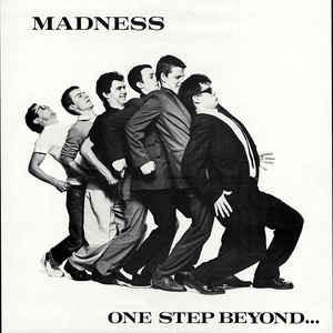 Madness - One Step Beyond... - Album Cover
