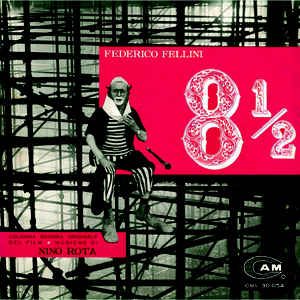 Nino Rota - 8½ (Colonna Sonora Originale Del Film) - Album Cover