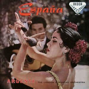 Ataúlfo Argenta - España - Album Cover