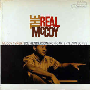 The Real McCoy - Album Cover - VinylWorld