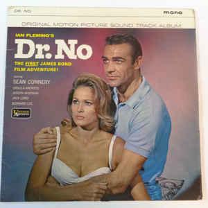 Monty Norman - Dr. No (Original Motion Picture Sound Track Album) - Album Cover