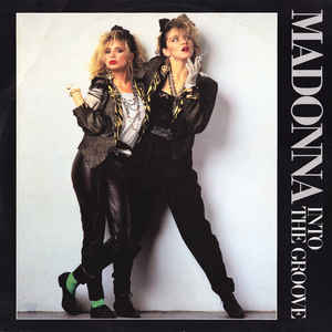 Madonna - Into The Groove - Album Cover