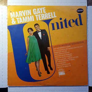 Marvin Gaye & Tammi Terrell - United - VinylWorld
