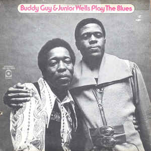 Buddy Guy - Play The Blues - Album Cover