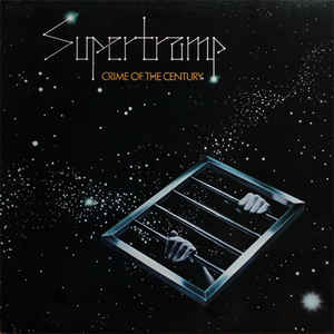 Supertramp - Crime Of The Century - Album Cover
