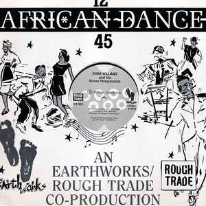 Shina Williams & His African Percussionists - Agboju Logun / Gboro Mi Ro - Album Cover