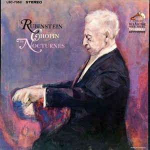 Arthur Rubinstein - The Nocturnes - VinylWorld