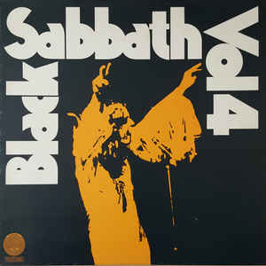 Black Sabbath Vol 4 - Album Cover - VinylWorld