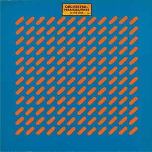 Orchestral Manoeuvres In The Dark - Orchestral Manoeuvres In The Dark - Album Cover