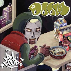 MF Doom - MM..Food - Album Cover