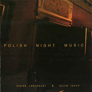 Marek Zebrowski - Polish Night Music - Album Cover