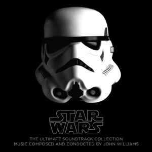 Star Wars: The Ultimate Soundtrack Collection - Album Cover - VinylWorld