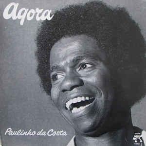 Paulinho Da Costa - Agora - Album Cover