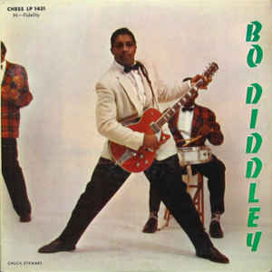 Bo Diddley - Bo Diddley - Album Cover