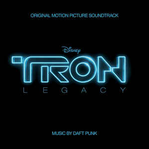 Daft Punk - TRON: Legacy (Original Motion Picture Soundtrack) - Album Cover