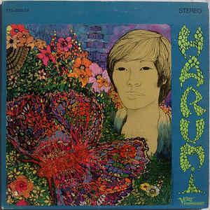 Harumi - Harumi - Album Cover