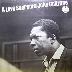 A Love Supreme - Album Cover - VinylWorld