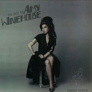 The Best Of Amy Winehouse - Album Cover - VinylWorld