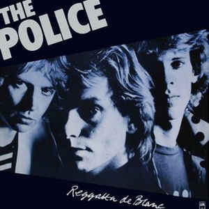 The Police - Reggatta De Blanc - Album Cover