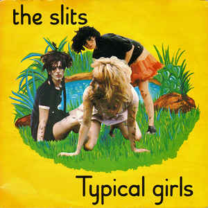 Typical Girls - Album Cover - VinylWorld
