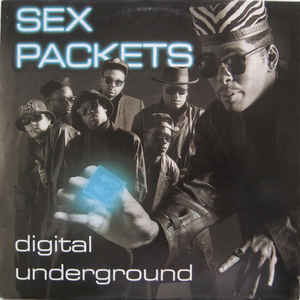 Digital Underground - Sex Packets - Album Cover