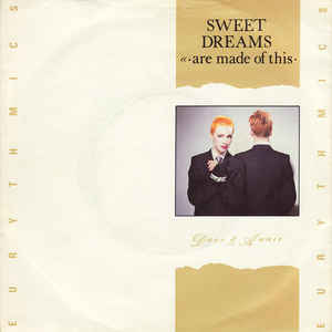 Eurythmics - Sweet Dreams (Are Made Of This) - VinylWorld