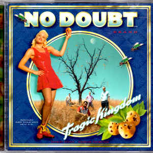 Tragic Kingdom - Album Cover - VinylWorld