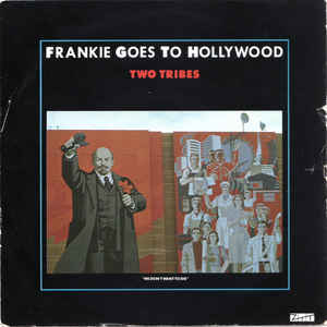 Frankie Goes To Hollywood - Two Tribes - Album Cover