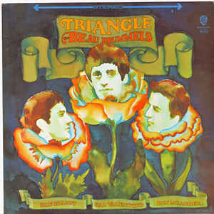 The Beau Brummels - Triangle - Album Cover