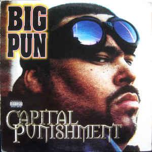Capital Punishment - Album Cover - VinylWorld