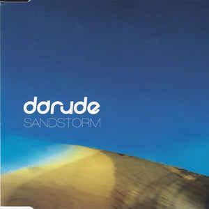 Darude - Sandstorm - Album Cover