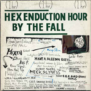 Hex Enduction Hour - Album Cover - VinylWorld