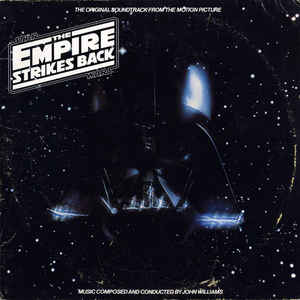 Star Wars / The Empire Strikes Back - Album Cover - VinylWorld