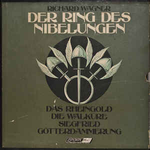 Richard Wagner - Der Ring Des Nibelungen - VinylWorld