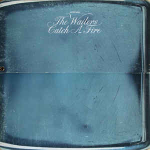 Catch A Fire - Album Cover - VinylWorld