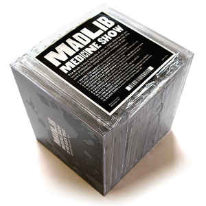 Madlib Medicine Show: The Brick - Album Cover - VinylWorld