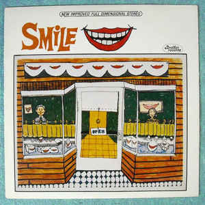 The Beach Boys - Smile - Album Cover