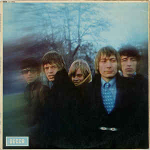 The Rolling Stones - Between The Buttons - Album Cover