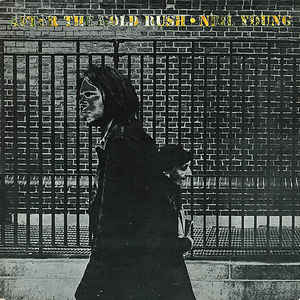 Neil Young - After The Gold Rush - Album Cover