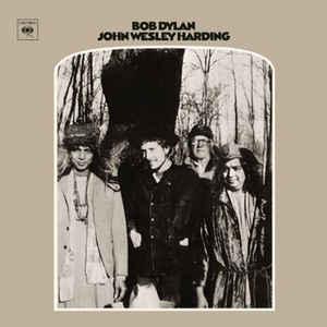 John Wesley Harding - Album Cover - VinylWorld
