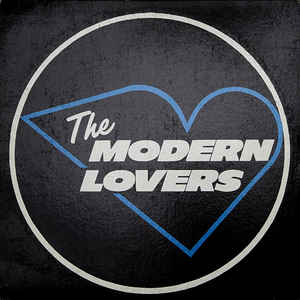 The Modern Lovers - Album Cover - VinylWorld
