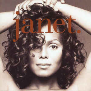 Janet. - Album Cover - VinylWorld