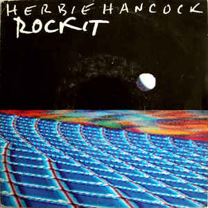 Herbie Hancock - Rockit - Album Cover