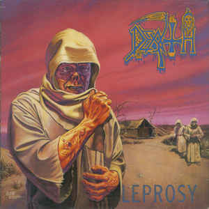 Leprosy - Album Cover - VinylWorld